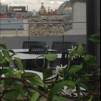 Terrasses/balcons de ville